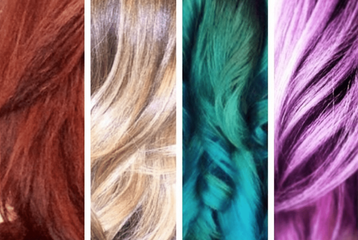 urban nirvana hair wild colors