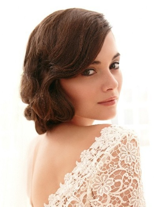 9 Ideas for Wedding Hair: Brides, Maids & Guests -